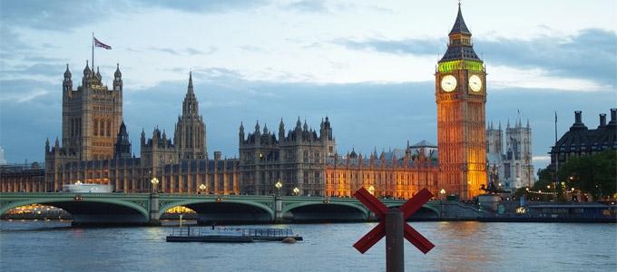 Get lost around London