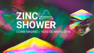 Nos vemos en Zinc Shower