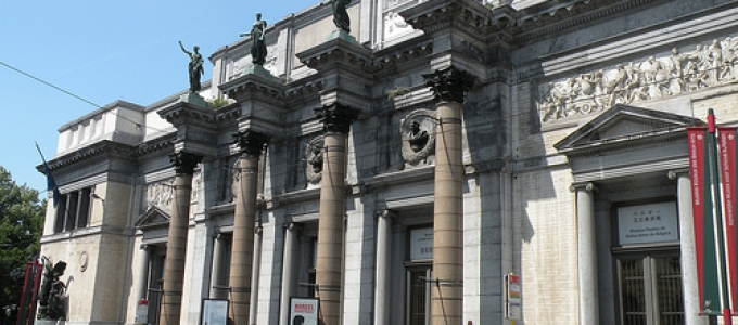 Muesos Reales de Bellas Artes de Bruselas
