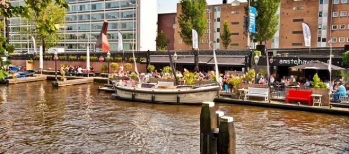 Déjate enamorar por los canales de Amsterdam