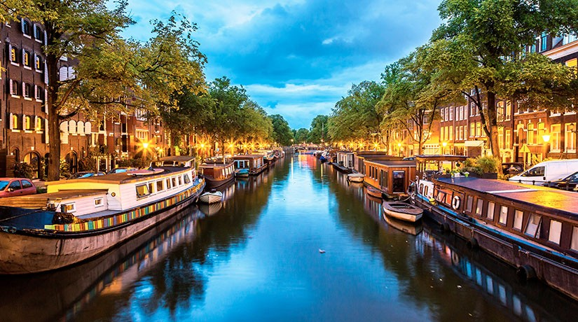 TheWonderTrip | Fall in love with Amsterdam - Blog
