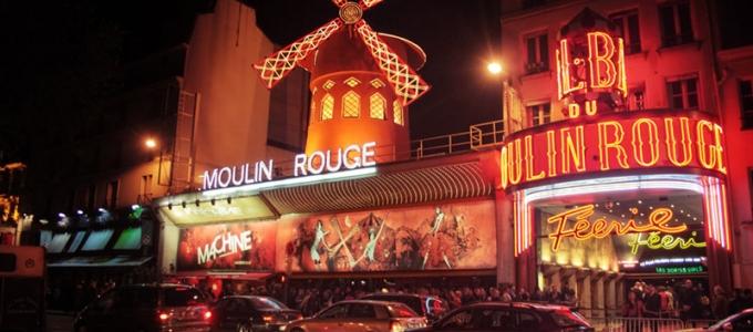 48 horas en París para enamorar a Brad Pitt